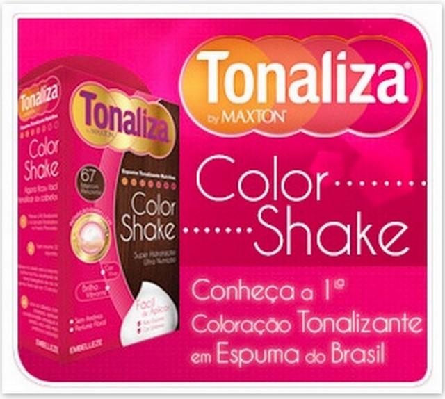 Atualizados recentemente72 - Lançamento Embelleze - Color Shake Tonalizante!!!