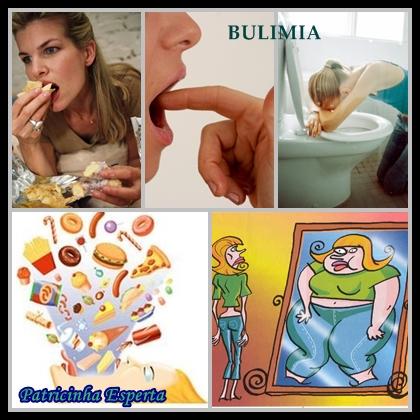 BULIMIA  - Transtornos Alimentares III - Bulimia e Anorexia