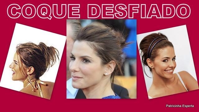Cabelos3 - COQUE - A moda nos Cabelos!!!