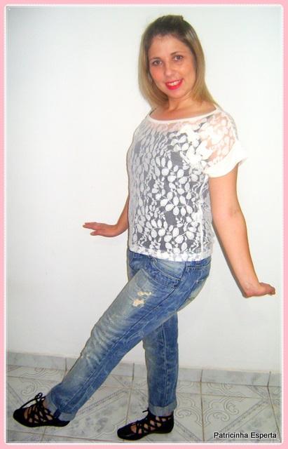 DSC01609 1 - Look do Dia - Bailarina...