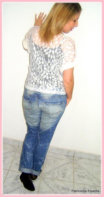 DSC01612 1 - Look do Dia - Bailarina...