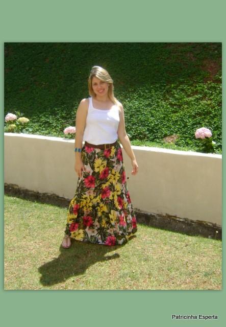 Paulinia - Look do Dia!!! Na Estação das Flores...