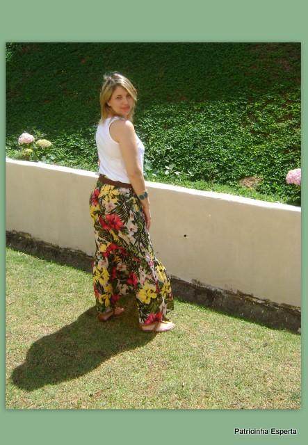Paulinia4 - Look do Dia!!! Na Estação das Flores...