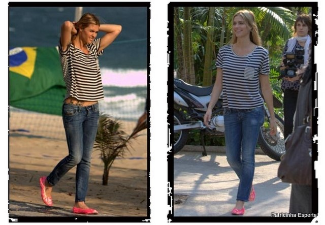 Pictures4 - Sapatilha Bailarina Flexível na Renner
