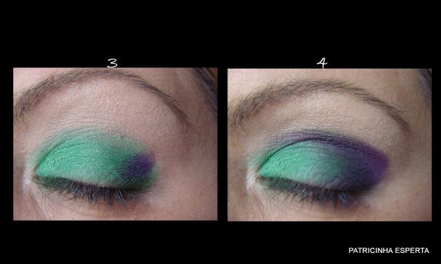 2011 11 202 - Tutorial: Roxo e Verde