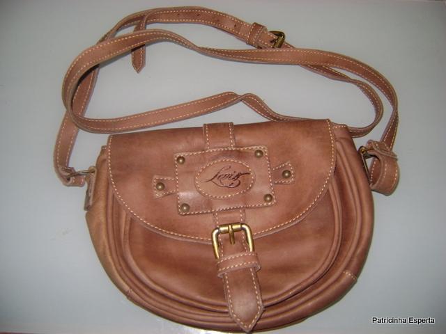Bolsa Pequena Levis1 - Comprinhas de Brechó...