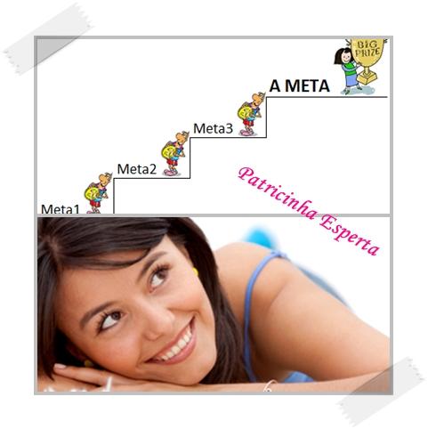 metas2 - Como ser disciplinada