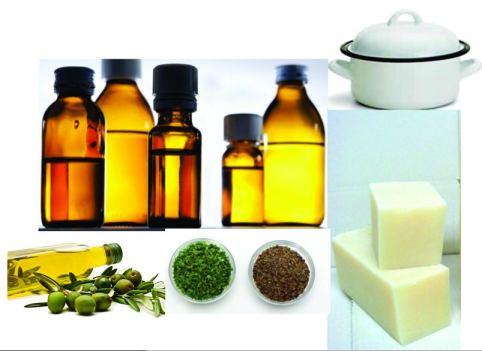 sabonete de argila - Sabonete de azeite de oliva - Pele ressecada nunca mais
