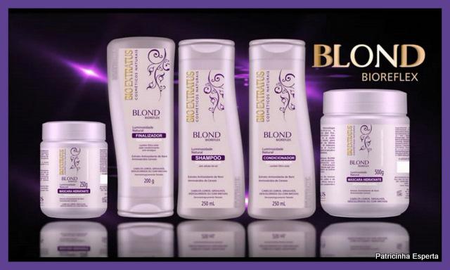 2011 12 125 - Para as Loiras : Blond Bioreflex - Bio Extratus (Parte 2)