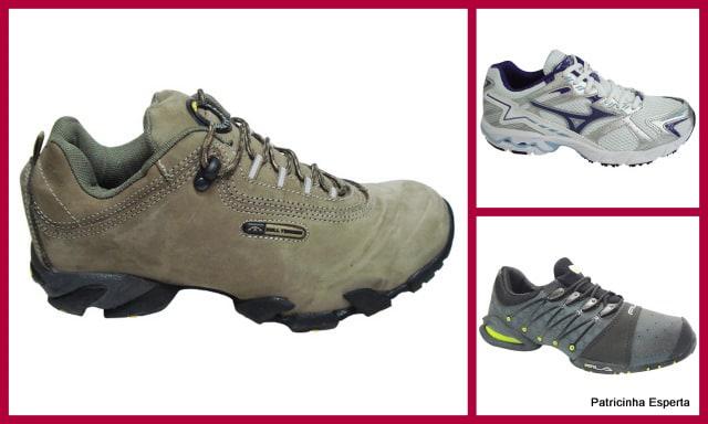 2011 12 132 - Tênis? Numeração Grande? Sapatos diversos? É na Alex Shoes!