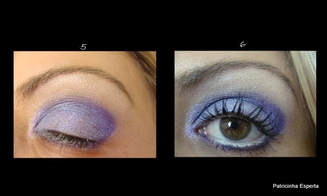 2011 12 169 - Tutorial : Make de Ano Novo - Olhos Pequenos
