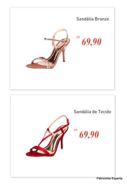 Capturas de tela35 - Sandálias para a Noite de Natal - C&A