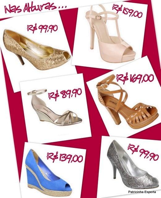 Colagens17 - Completando o Look... Sapatos!