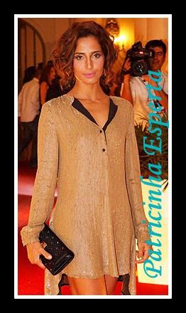 camila pitanga vestido - Top 10 - As Mais bem vestidas de 2011