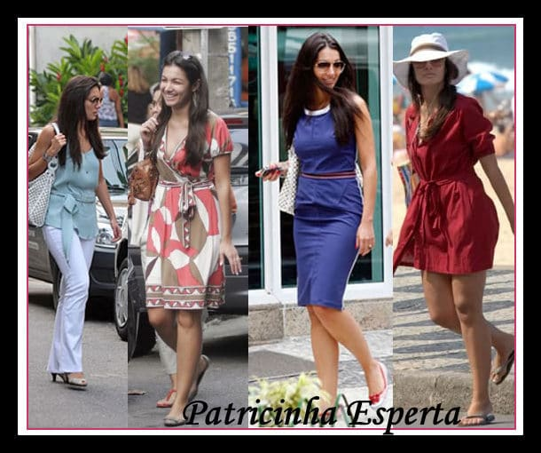 look patricia poeta1 - Top 10 - As Mais bem vestidas de 2011