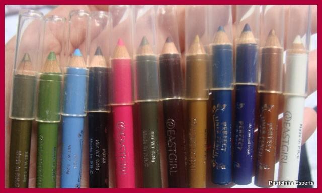 2011 12 041 - Lápis Delineador Colorido