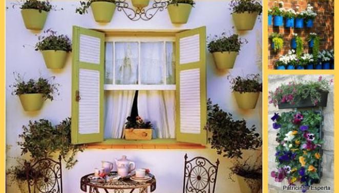 2012 01 08 - Como Fazer Um Jardim Vertical?