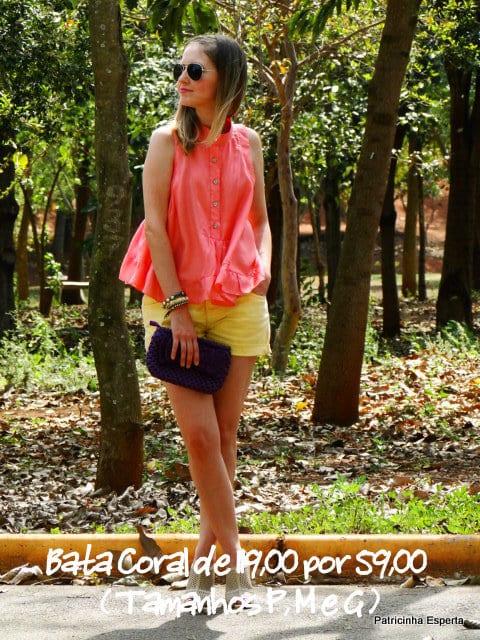 DSC050911 - LIQUIDA - Regata e Camiseta a partir de R$ 39,00