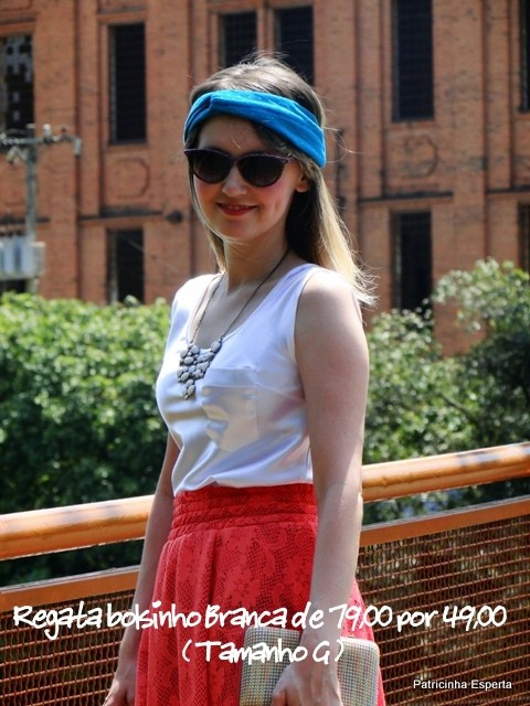 Midi 04 - LIQUIDA - Regata e Camiseta a partir de R$ 39,00