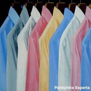 cabides para camisas - Como usar o closet a seu favor - segundo dia