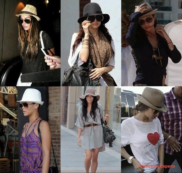 chapeus verao 2010 - Chapéus onde e como usá-los?!