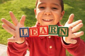 child learn 300x199 - Na idade certa...