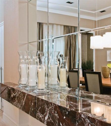 espelhos 011 - Espelhos na decoração