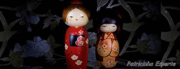 kokeshipe - Bonequinhas Kokeshi decoram cenários da globo
