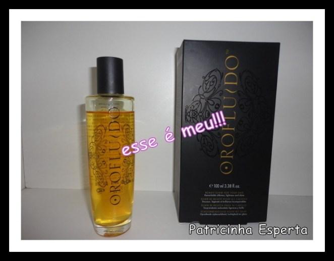 oro - Orofluido Revlon eu uso e não posso mais viver sem!!!