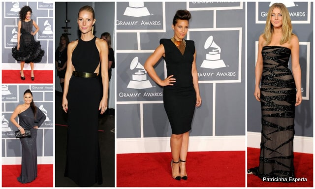 Patricinha Esperta21 - Looks do Grammy 2012
