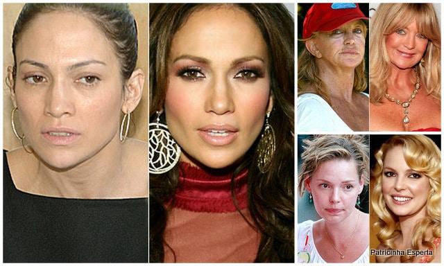 Patricinha Esperta251 - Celebridades: O Poder da Maquiagem