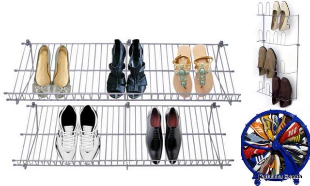 Patricinha Esperta5 - Como Organizar Calçados?