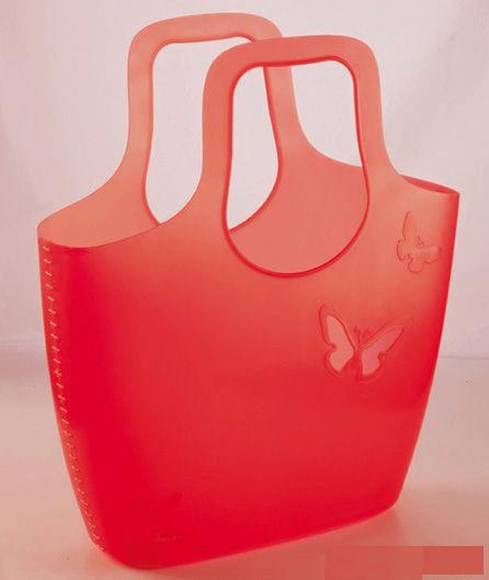 untitled1 - Moda até na sacola de mercado...