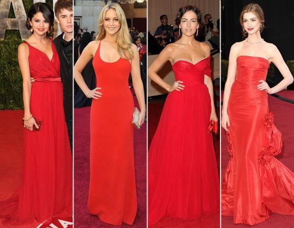 vermelho16542 - Vermelho é puro glamour...