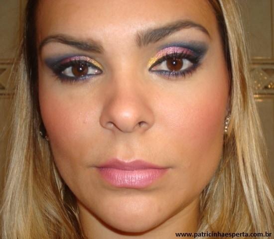 007post1 - Tutorial - Maquiagem para Morenas e Negras (para a noite)
