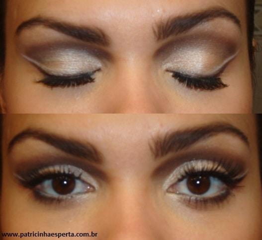 009post - Tutorial - Maquiagem inspirada na atriz Jennifer Lopez - Oscar 2012