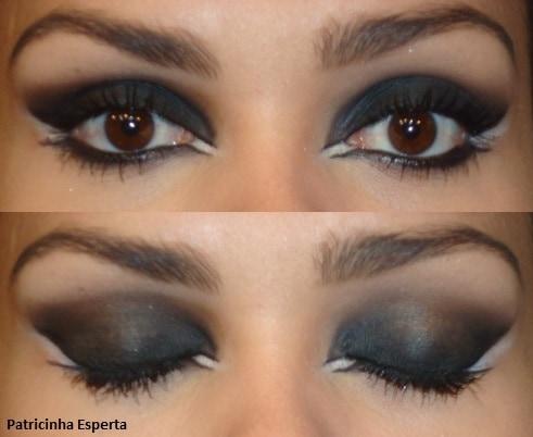 081post - Maquiagem Preta PODEROSA!!!