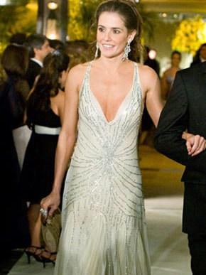 Deborah Secco - Os vestidos de noiva das famosas (parte 1)