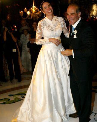 Luciana Gimenez - Os vestidos de noiva das famosas (parte 1)