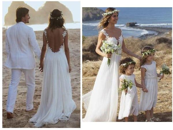 Taila Ayala - Os vestidos de noiva das famosas (parte 2)