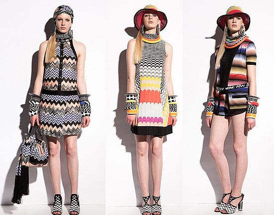 missoni resort 2011 - Estilo Missoni!