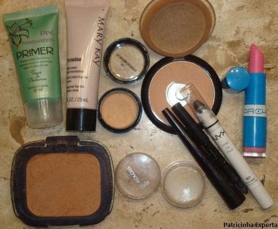 031post2 - Maquiagem Dramática para a Noite