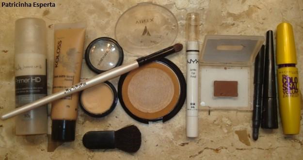042post - Maquiagem Rosa Delicada - Ideal para Debutantes (Festas de 15 anos)