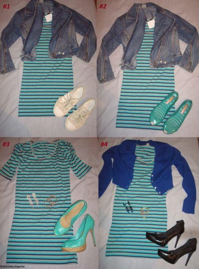 069post - * Comprinhas * Março/2012 - Roupas e Sapatos
