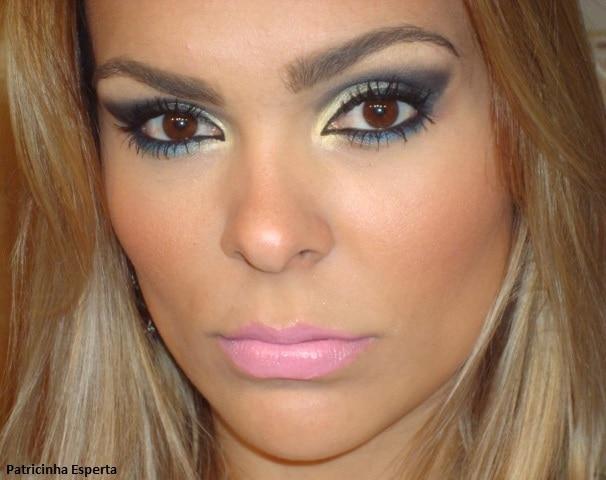 075post - Maquiagem Dramática para a Noite