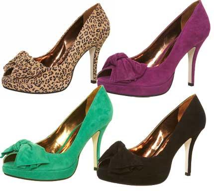 peep toe modelos - Dicas de sapatos