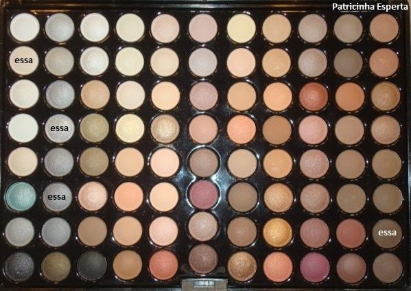 003post1 - Maquiagem Rosa Suave e Chumbo