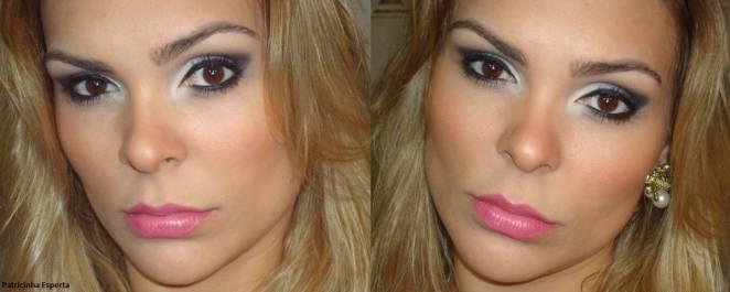 053.possst - Maquiagem Fácil e Rápida para a Noite - Preta