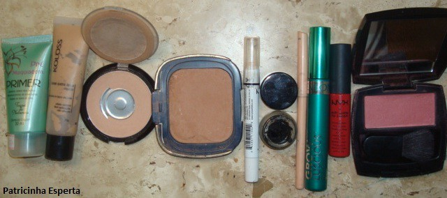 067 - Tutorial - Maquiagem Neutra para Noite + Gloss Matte Nyx