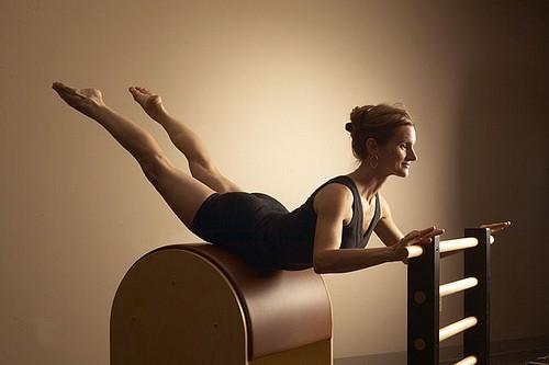 Atleta equilibrio - Pilates e seus benefícios!
